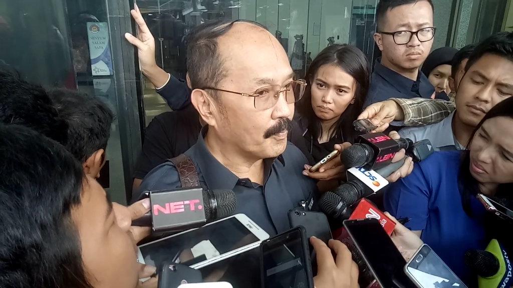 KPK: Pemeriksaan FredrichYunadi di Peradi Jangan Hambat Penyidikan