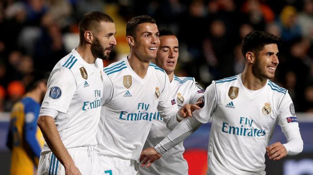 Hasil Real Madrid vs PSG di Liga Champions Skor Akhir 3-1