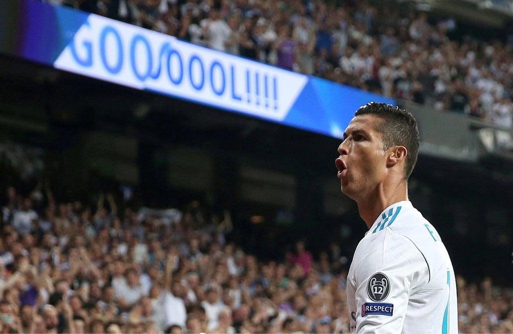 Daftar Top Skor Liga Champions 15 Februari: Ronaldo Tak Terkejar