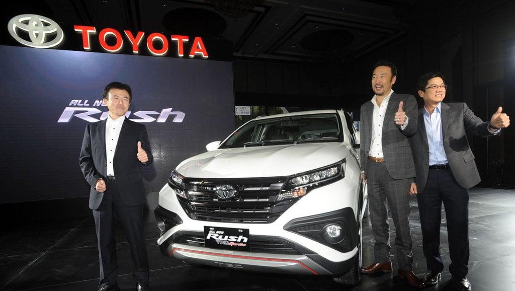 Kisaran Harga Dan Spesifikasi All New Toyota Rush 2018 Tirto Id