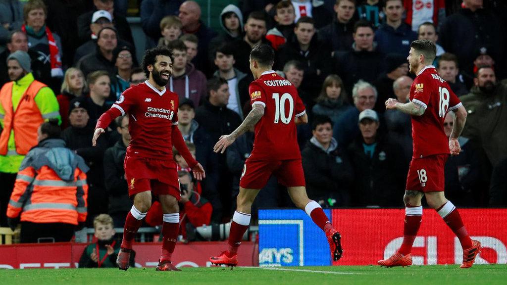 Hasil dan Klasemen Liga Inggris sampai Senin 15 Januari 2018