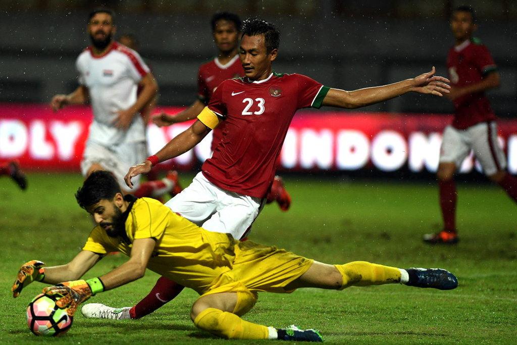 Hasil Timnas Indonesia vs Guyana Skor 11 Babak Pertama  Tirto.ID