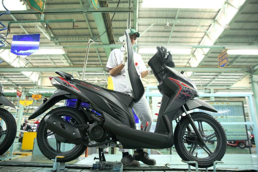 Apa Modal Honda Sampai Jadi Raja Sepeda Motor?