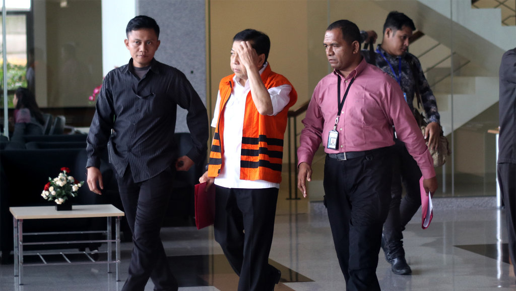 Sidang Korupsi E-KTP Setya Novanto Digelar 13 Desember