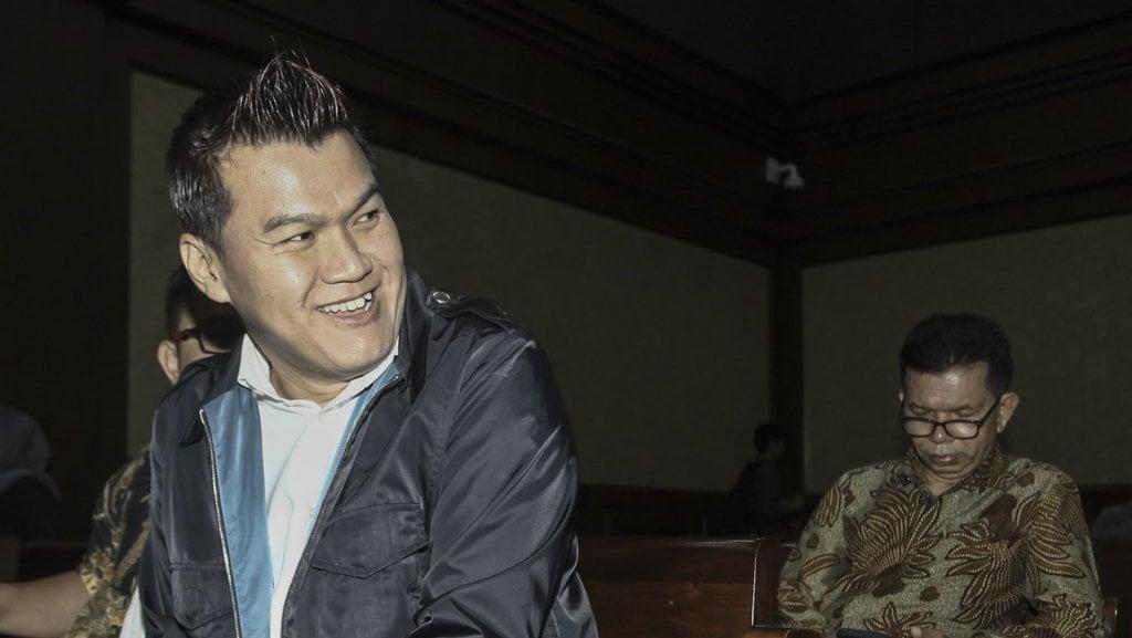 Hadapi Sidang Tuntutan, Narogong Ajukan Jadi Justice Collaborator