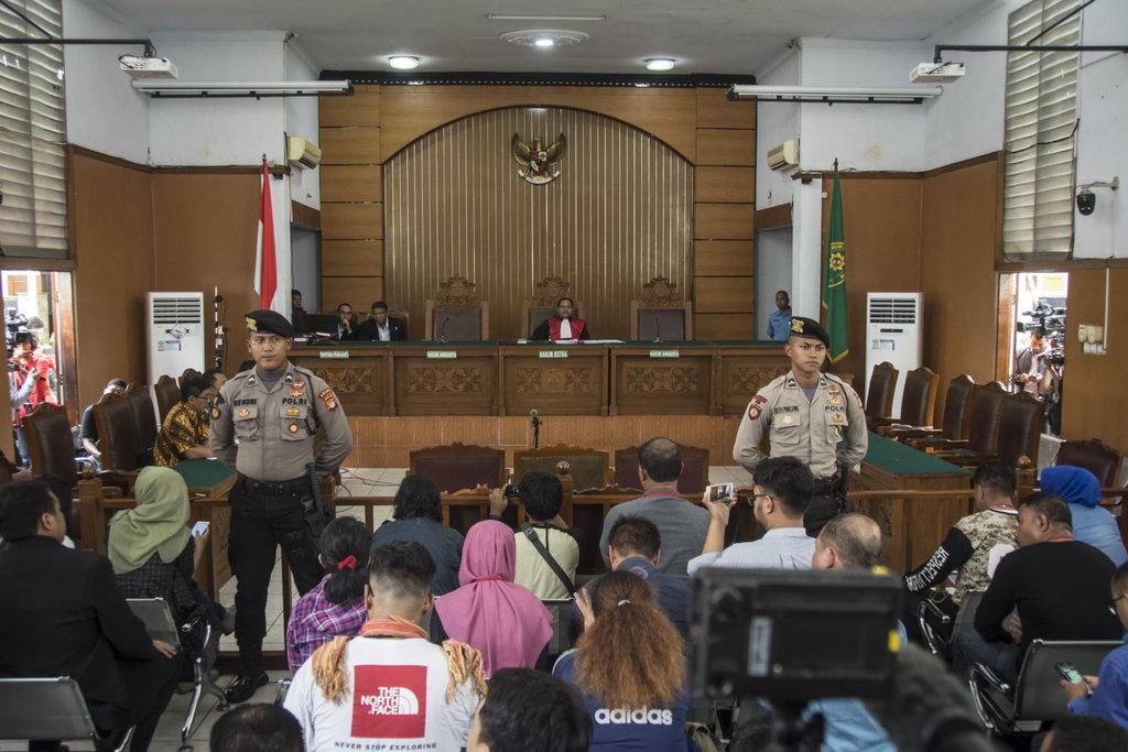 KPK Tegaskan Dalil Kuasa Hukum Novanto Tidak Relevan