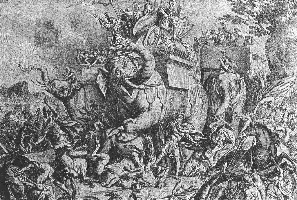 Lahirnya Nabi Muhammad Tentara Abrahah Gajah Yang Berperang Tirto Id