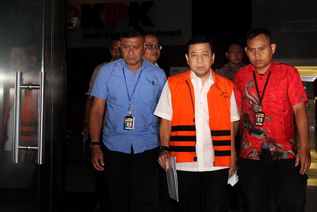 KPK Tak Punya Strategi Khusus Batalkan Praperadilan Setya Novanto