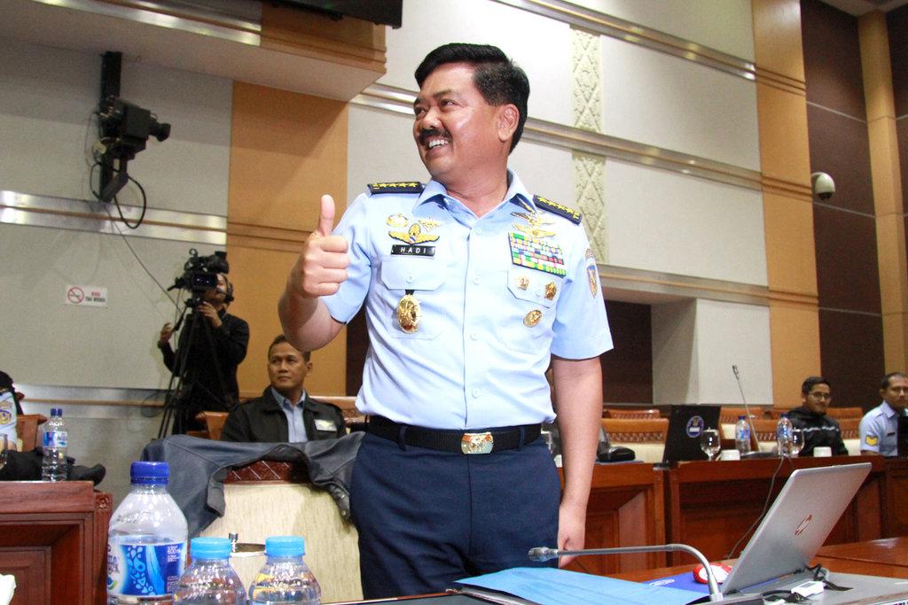 KontraS Sayangkan Isu Kekerasan Alpa di Uji Kelayakan Panglima TNI