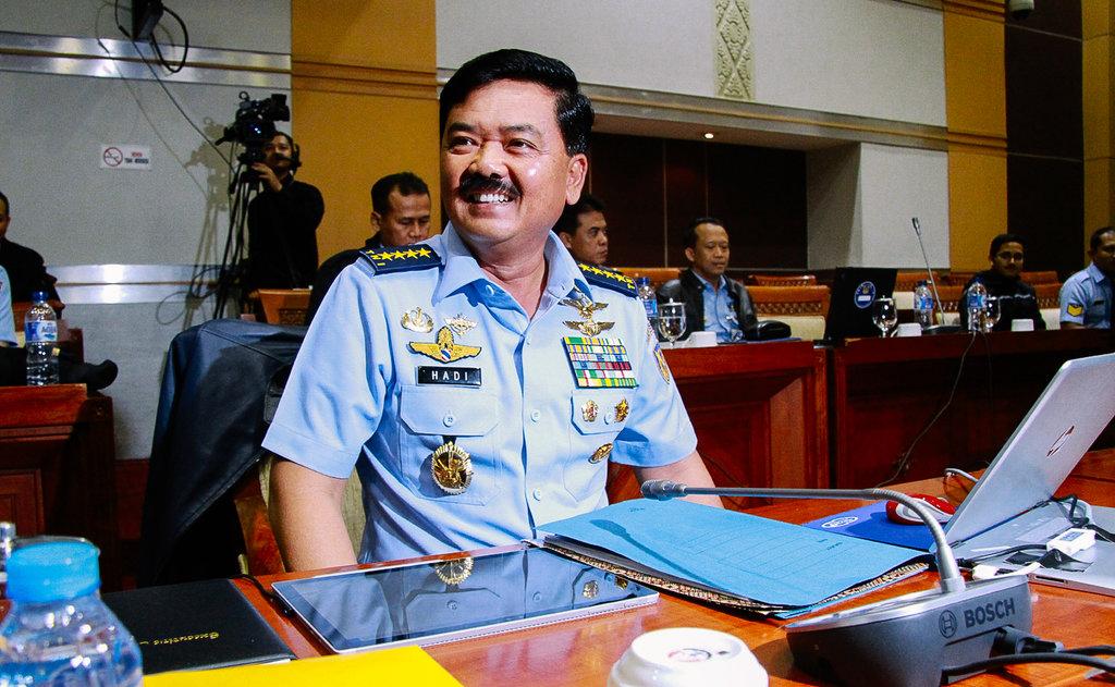 Hadi Tjahjanto Resmi Menjadi Panglima TNI