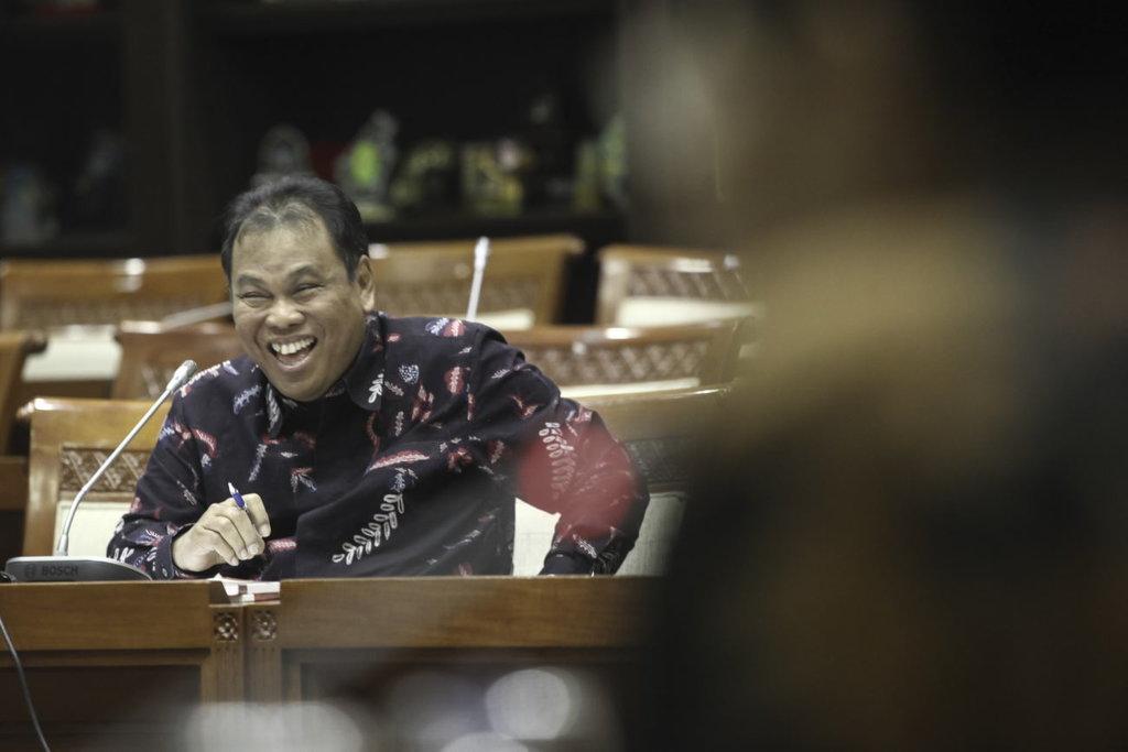 Ketua MK Lobi DPR: Busyro Dkk Cabut Gugatan Uji Materi Pansus KPK