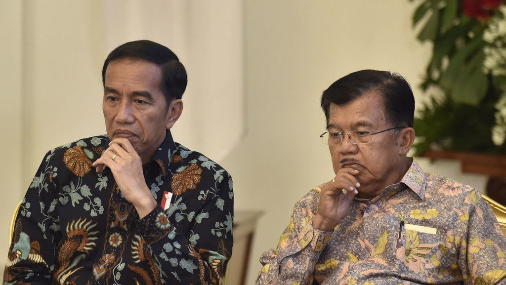 Debat Kusir Peluang JK Jadi Cawapres Lagi di Pemilu 2019