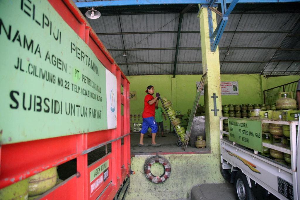 Ombudsman Minta Pemerintah Benahi Mekanisme Distribusi Elpiji 3 Kg