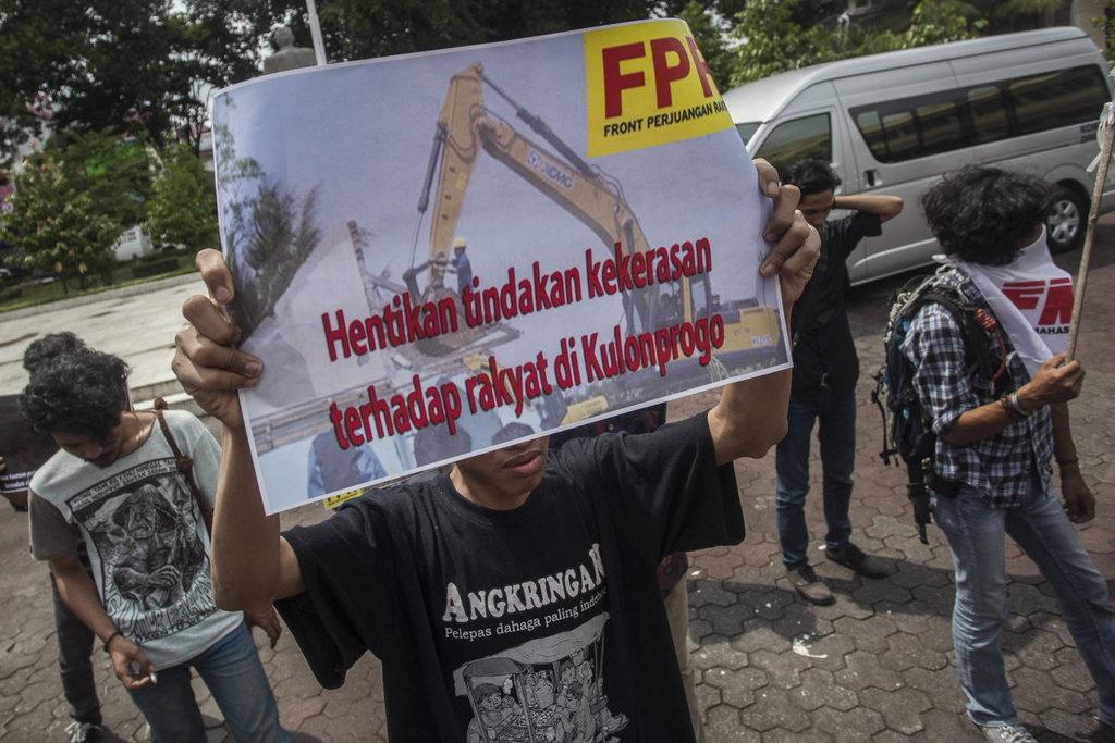 Diklaim Tak Berizin, Pameran Solidaritas Bandara Kulon Progo Batal