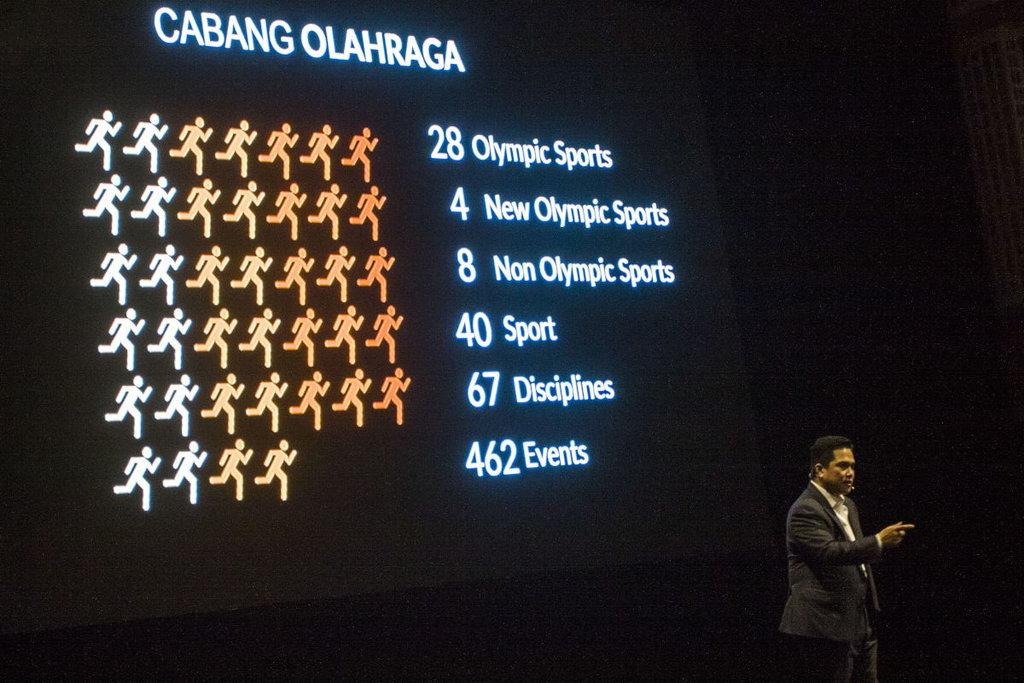 Nomor Pertandingan Asian Games 2018 akan Dihapus Bila Peserta Minim