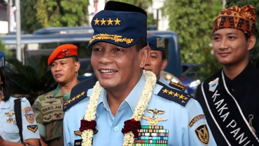 Korupsi Heli AW 101:KPK akan Periksa Mantan KASAU Agus Supriatna