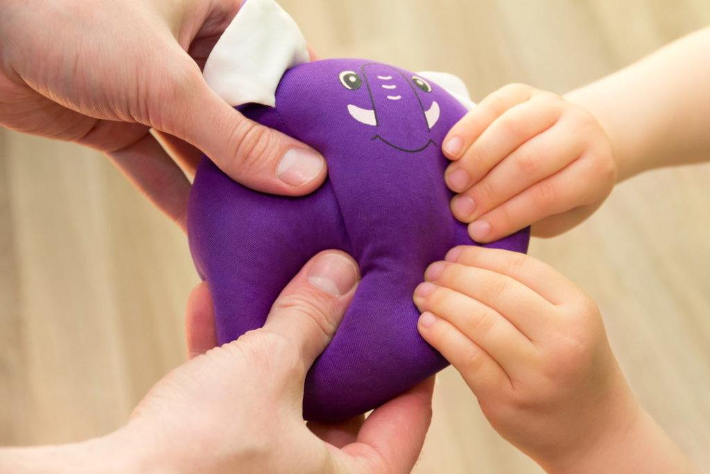 Squishy, Mainan yang Bermanfaat untuk Orang Dewasa dan Anak Autis