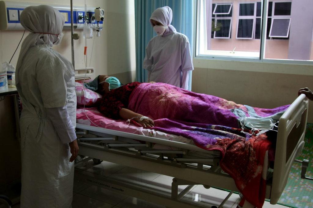 Indonesia akan Impor Ribuan Vial Obat Penyakit Difteri