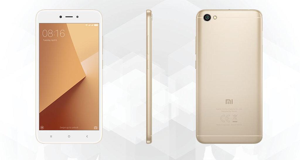 Harga Xiaomi Redmi 5A yang Baru Diluncurkan Hari Ini Rp999 Ribu - Tirto.ID