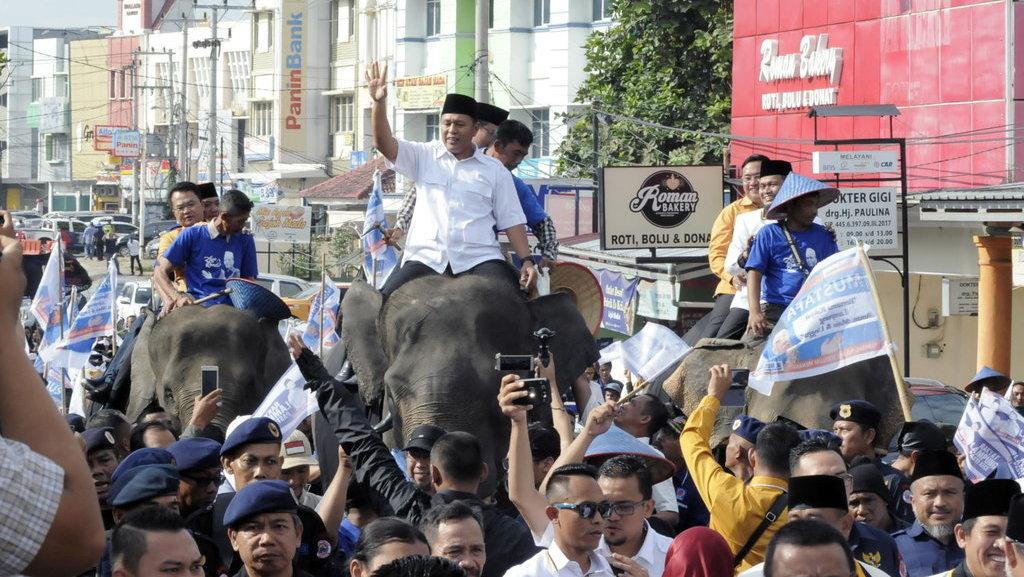 Bupati Lampung Tengah Mustafa Bantah Kena OTT KPK