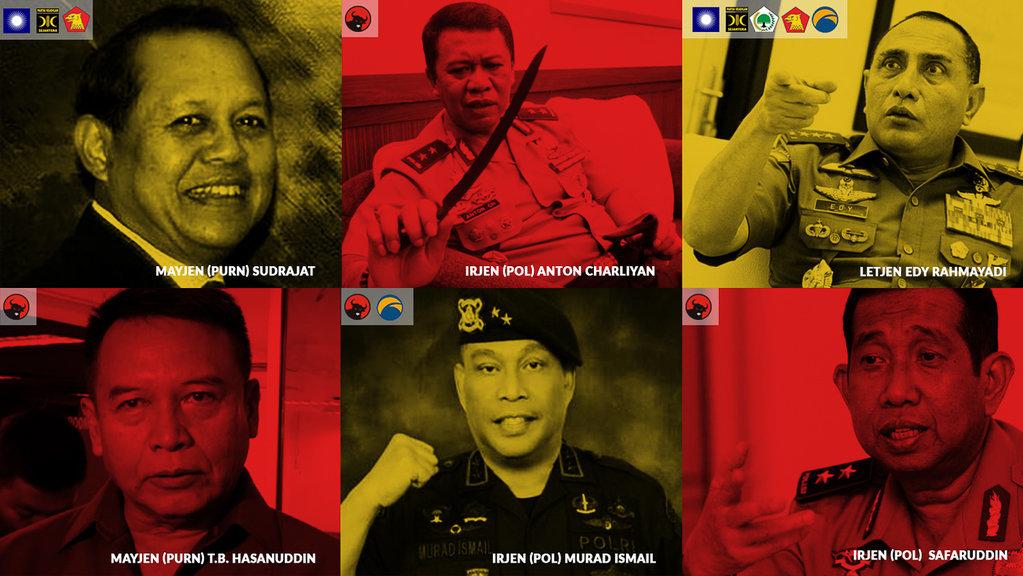 Calon Kepala Daerah dari TNI/Polri dan ASN Aktif Berpotensi Curang