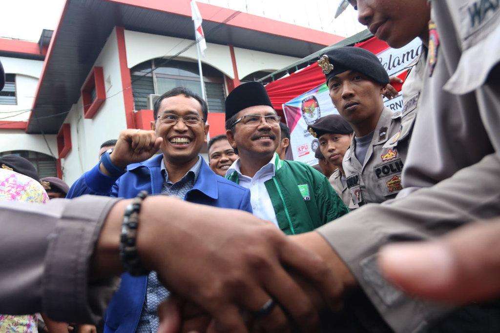 Koalisi Pilkada Demokrat-PKB Digagalkan KPUD di Sumut & Garut