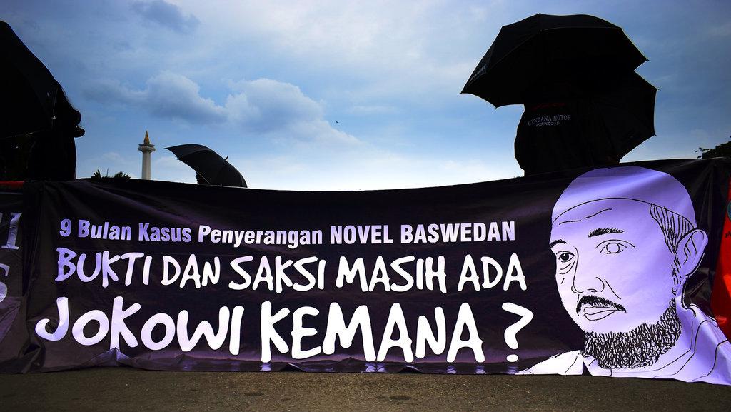 Kpk Khawatir Preseden Buruk Muncul Jika Kasus Novel Jalan Di Tempat Tirto Id