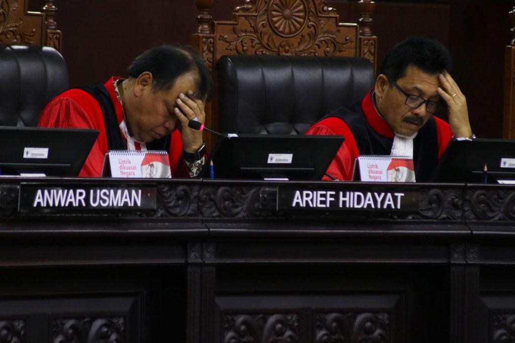 Putusan MK Soal Presidential Threshold Perkuat 2 Kutub Pilpres 2019
