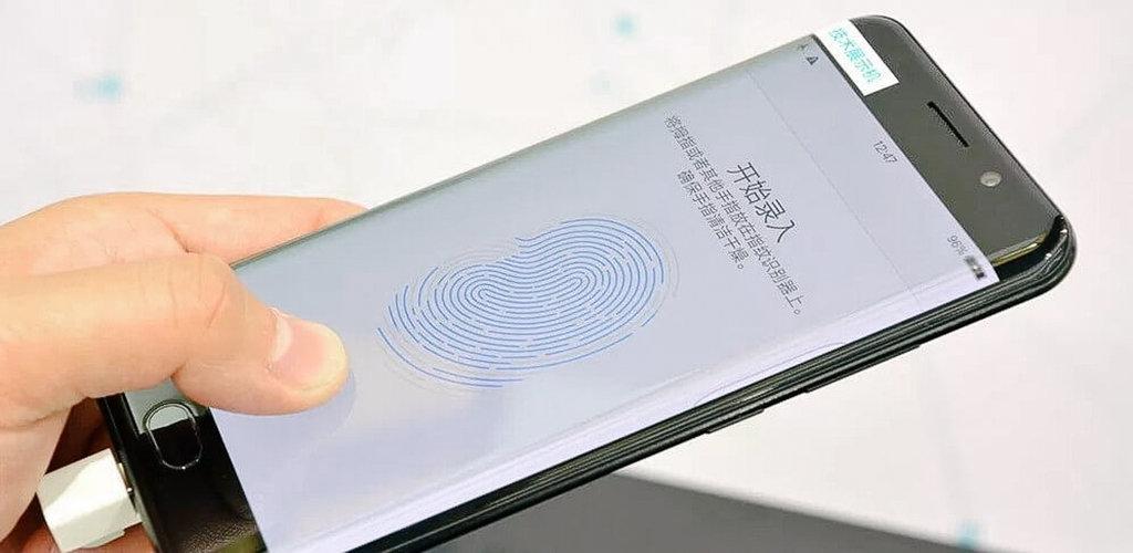 Sensor Sidik Jari, Dibuang Apple di iPhone X, Dipakai oleh Vivo
