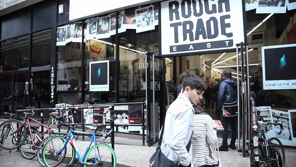 Industri Musik dalam Cerita Jatuh Bangun Rough Trade