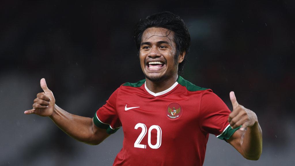 Hasil Indonesia vs Islandia: Ilham Udin Cetak Gol