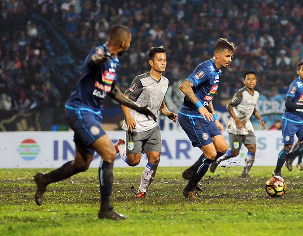 Arema Vs Indonesia: Jadwal Dan Siaran Langsung Piala Presiden Kamis 25 Januari