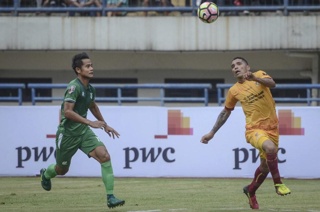 Pelatih Borneo FC Akui Dwigol Beto Tentukan Kemenangan Sriwijaya FC