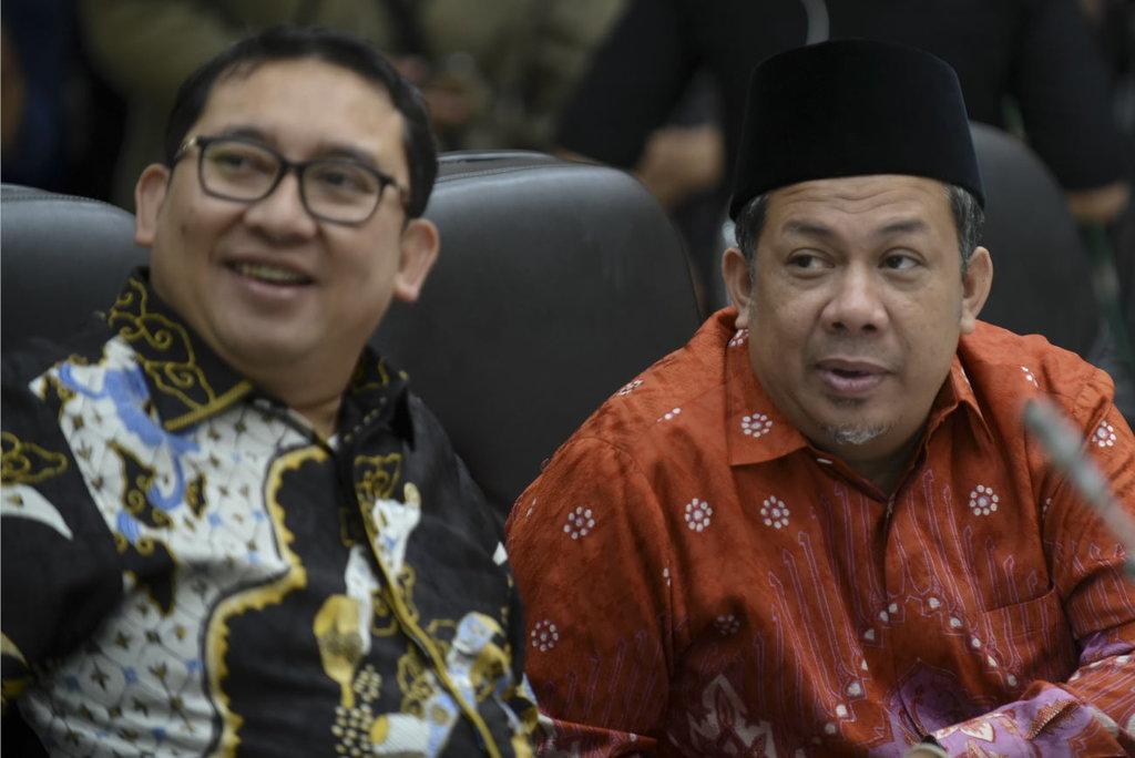Fahri Hamzah Usulkan Lagi Revisi UU KPK Saat Bicara Soal Pengawas