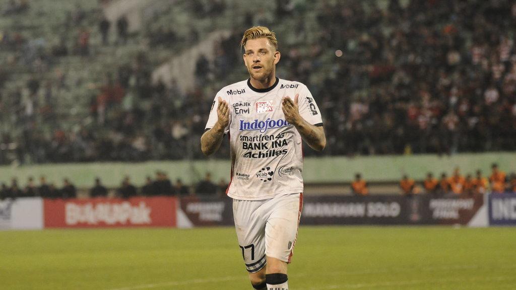 Hasil Bali United vs Yangon United Skor Akhir 1-3