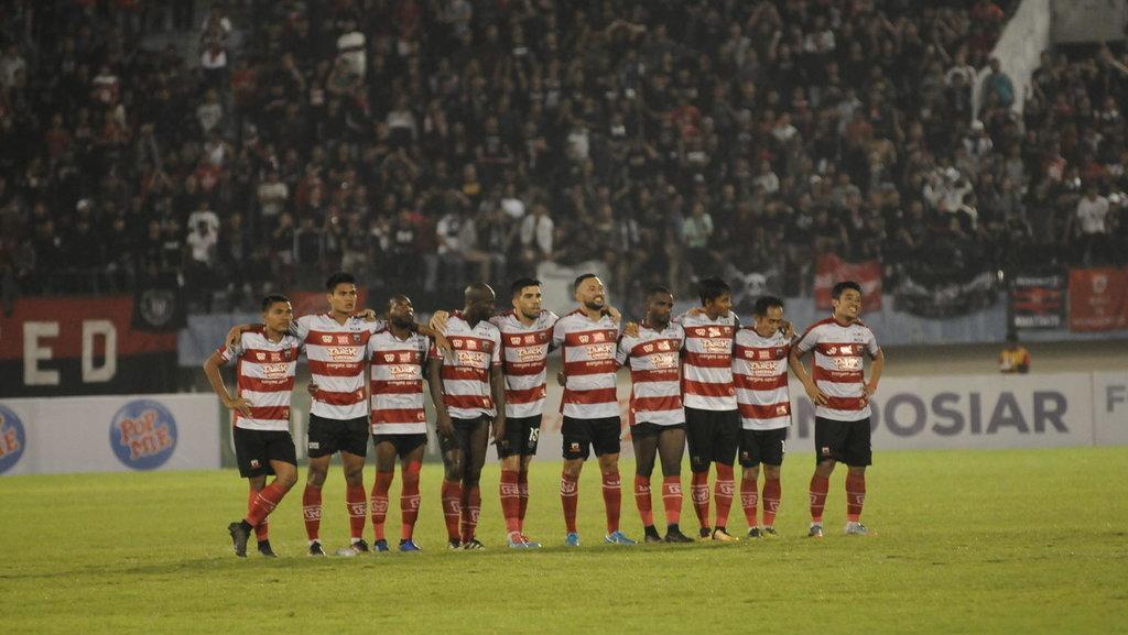 Perkiraan Susunan Pemain Bali United vs Sriwijaya Semifinal Leg 2