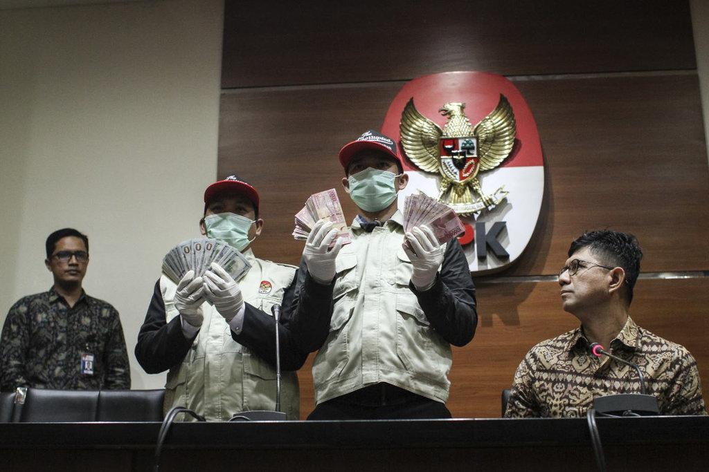 Bupati Lampung Tengah Mustafa Ditangkap KPK pada Kamis Malam