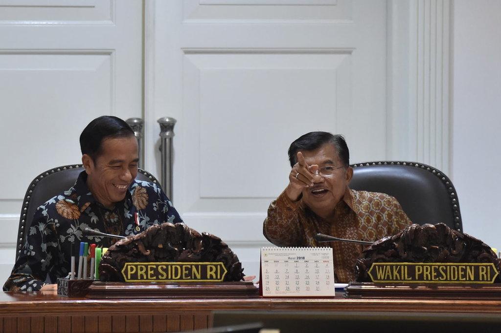 Kriteria Cawapres yang Cocok untuk Jokowi Menurut Jusuf Kalla