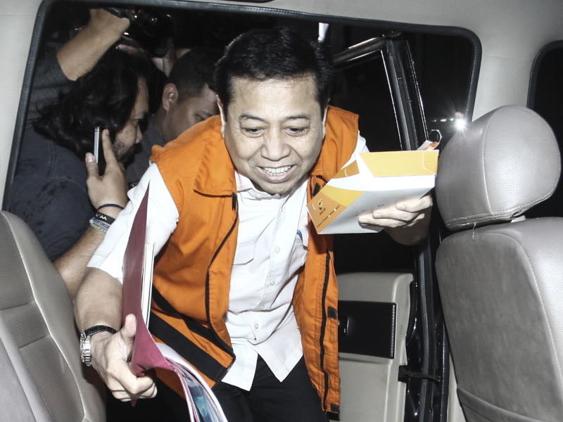 Setya Novanto: Uang di Deposito Bukan Hasil Kejahatan
