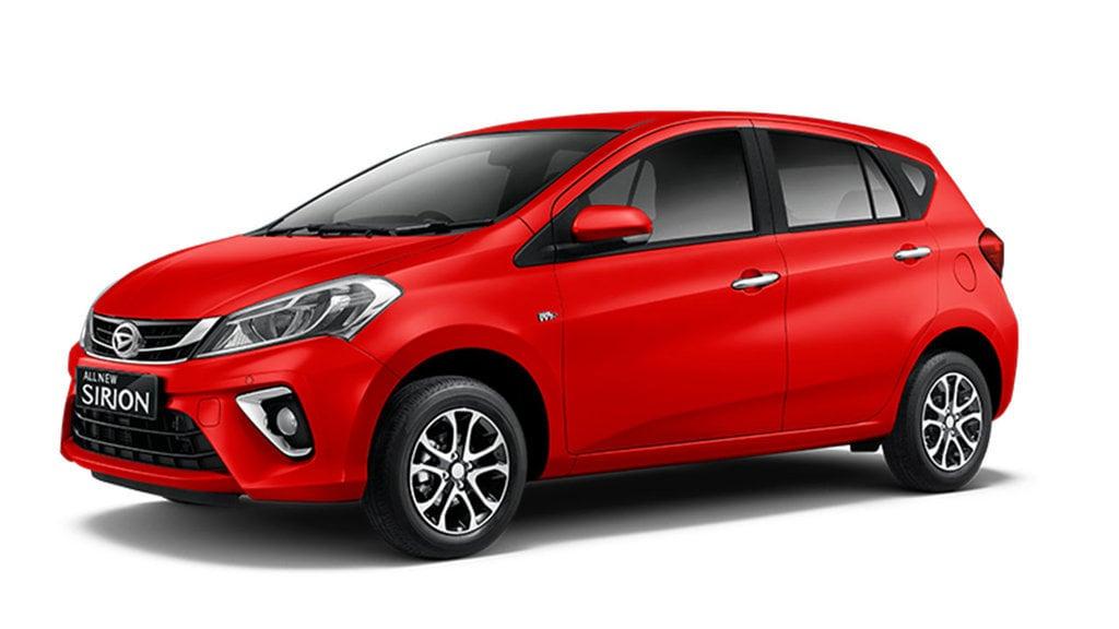 Harga dan Spesifikasi All New Daihatsu Sirion yang Baru