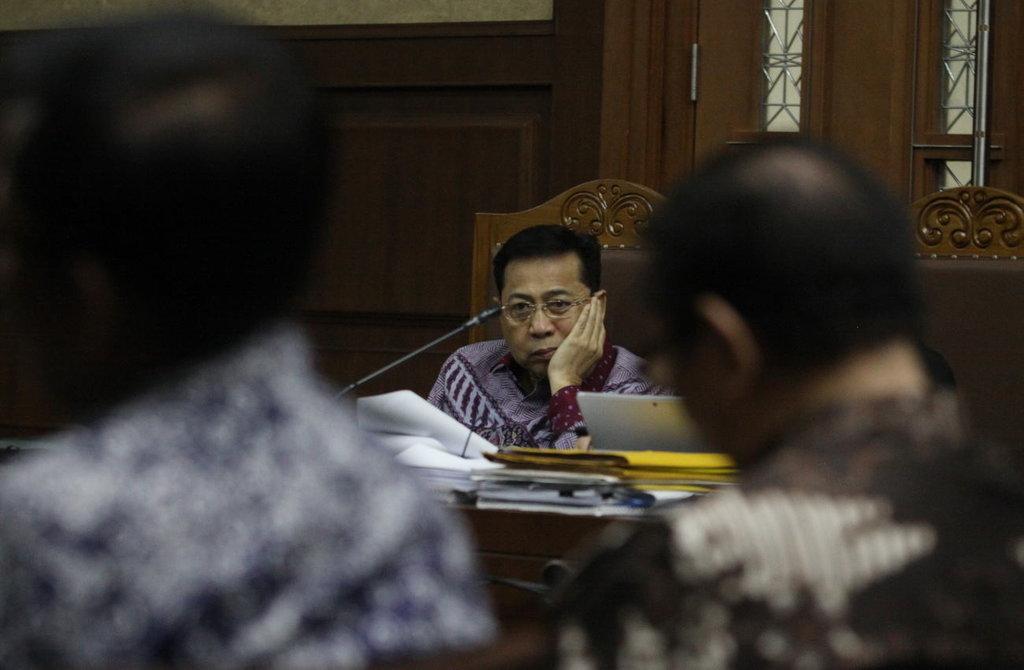 Setya Novanto Diduga Lakukan Pencucian Uang oleh Jaksa KPK