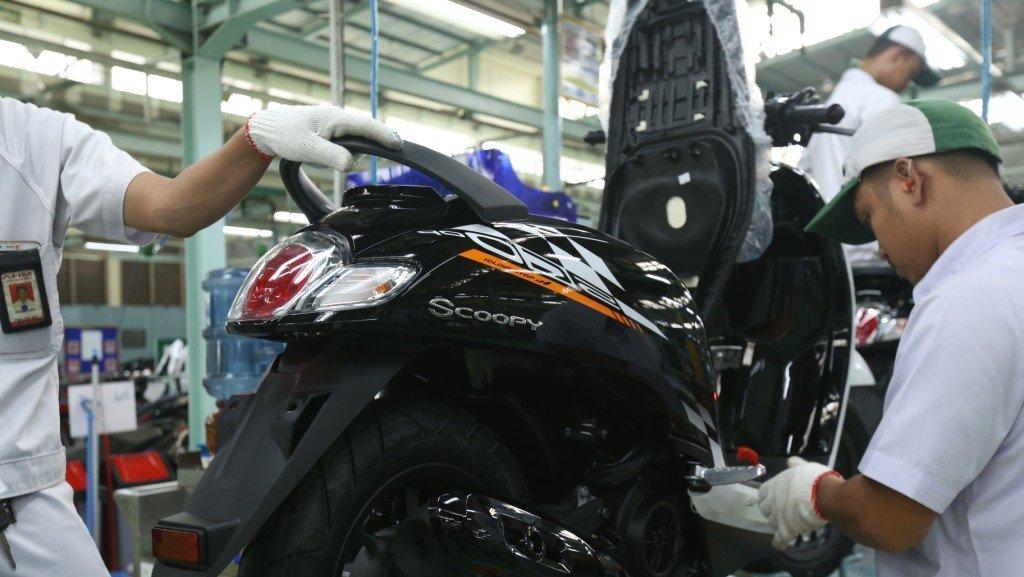 Harga New Honda Scoopy Yang Baru Dirilis Tirto Id