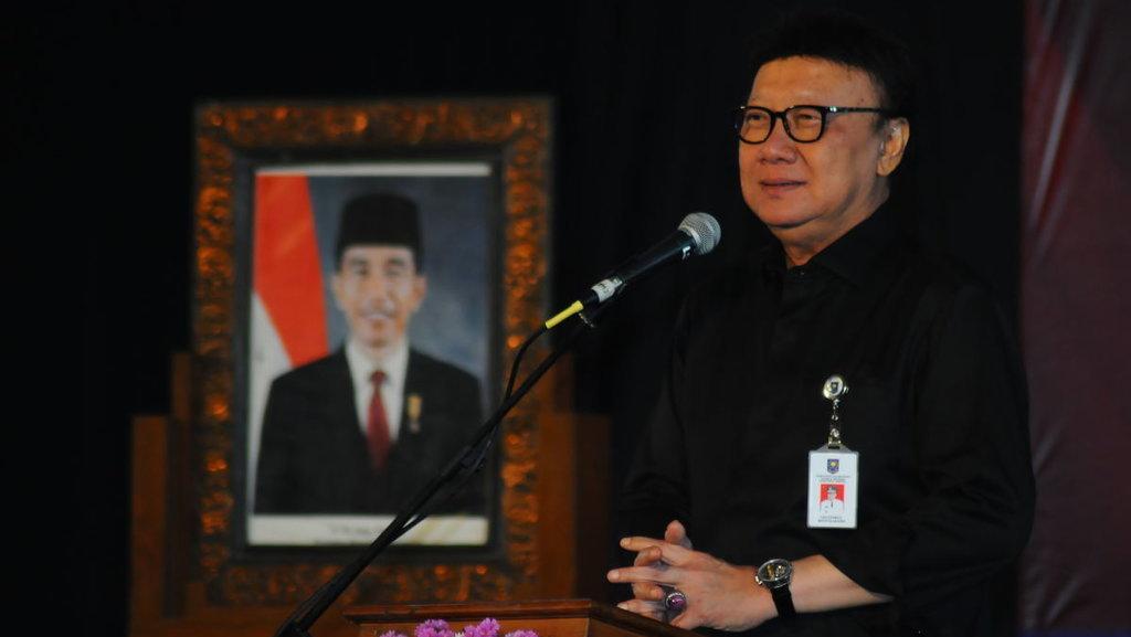 KPK Tangkap 4 Bupati di Awal 2018, Mendagri: Saya Merasa Terpukul