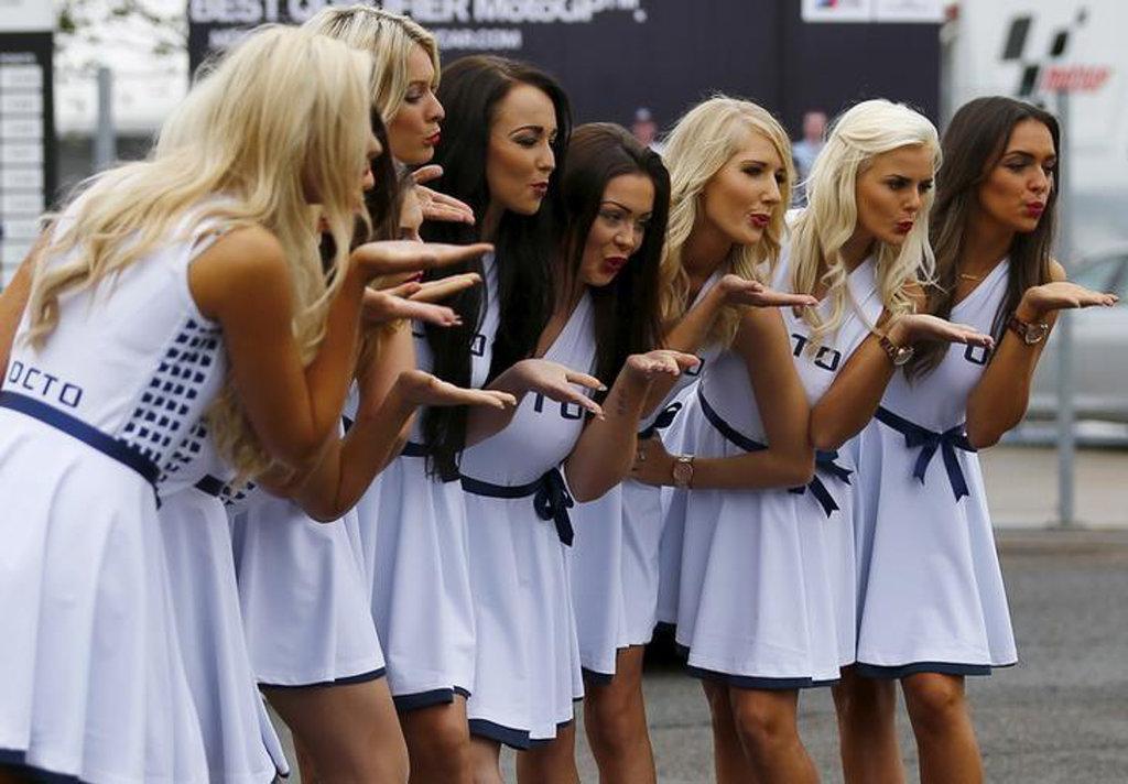 Pro dan Kontra Penghapusan Grid Girls di Ajang F1