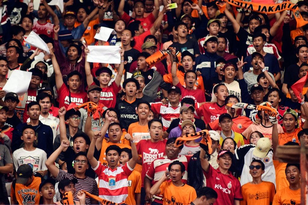 Final Piala Presiden 2018 Foto Tirto Id