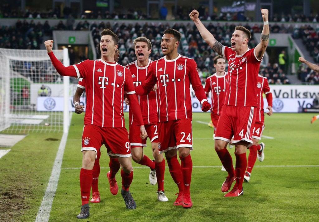 Hasil Bayern Munchen vs Besiktas di Liga Champions Skor ...