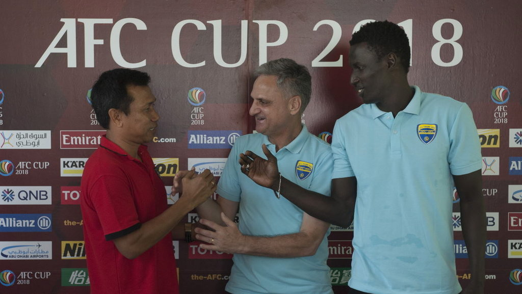 Jadwal Siaran Langsung AFC Cup, Sore Ini Bali United vs ...