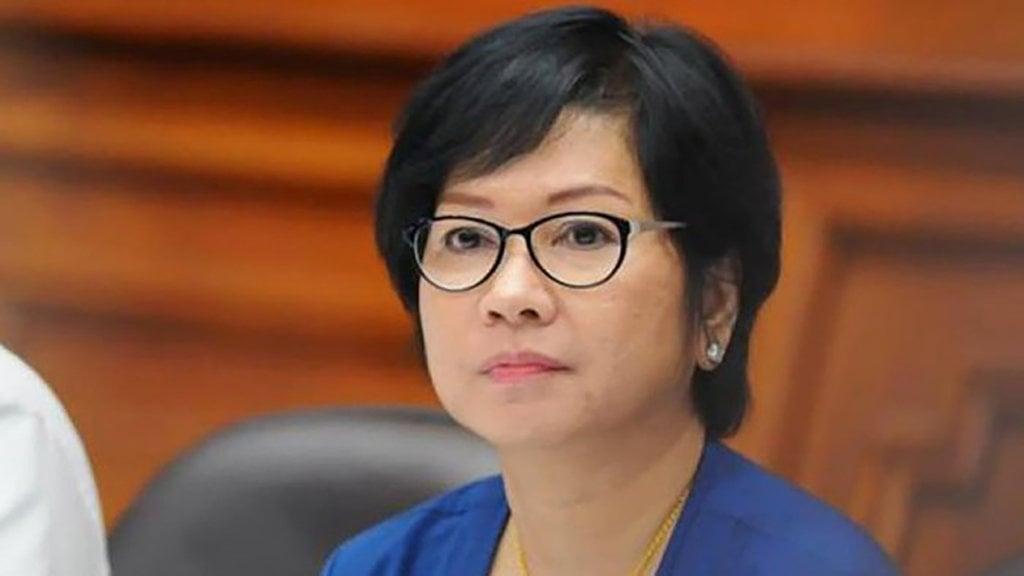 Rekam Jejak Mentereng Milik Karen Agustiawan Sebelum Jadi Tersangka