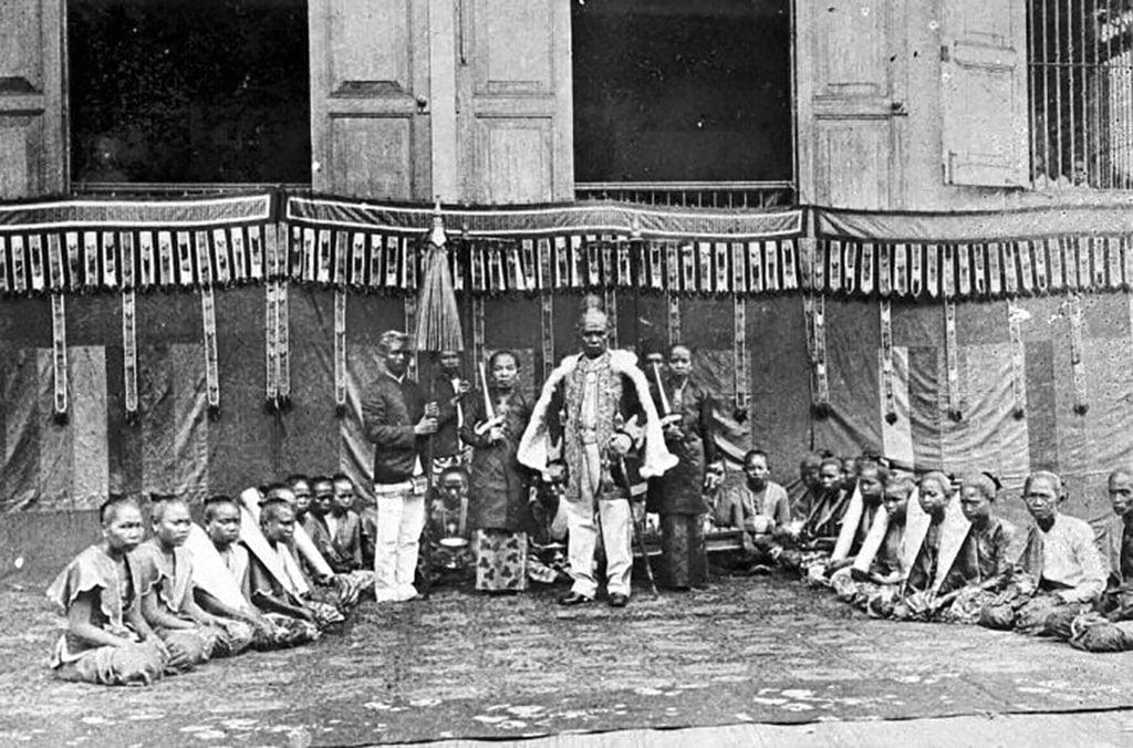 Aji Muhammad Sulaiman: Sultan Kutai yang Ramah terhadap Belanda ...
