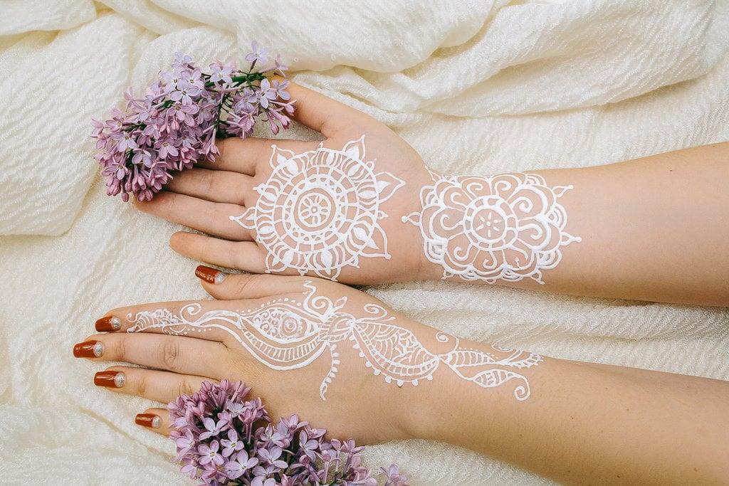 Henna Tak Sekadar Jadi Bahan Lukisan Tangan Tirto Id